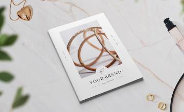 +9 mẫu bìa catalogue đẹp ấn tượng, phá cách và sáng tạo nhất