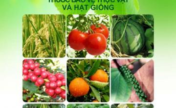Thiết kế catalogue công ty thuốc bảo vệ thực vật