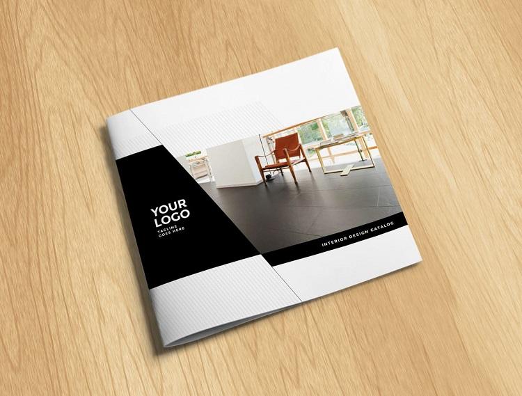 Mẫu catalogue đẹp tiết kiệm chi phí
