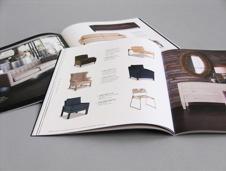 In catalogue đóng vai trò quan trọng cho phát triển thương hiệu