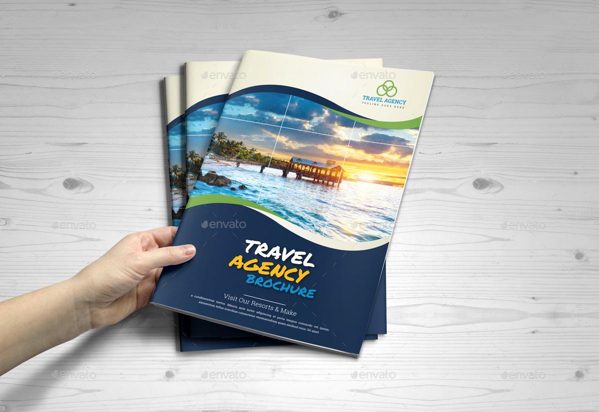 Thiết kế catalogue du lịch - 13 thiết kế thu hút khách hàng đẹp nhất